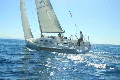 Hire Sailboat Marina 36 Sport Vis