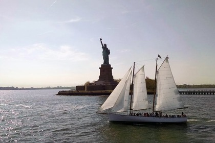 Hire Sailing yacht Schooner 80 New York