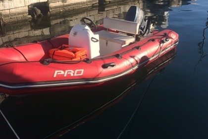 Location Semi-rigide Zodiac Pro Ii 470 Marseille