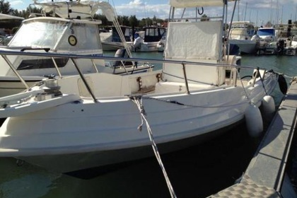 Hire Motorboat Polyform Triakis 21 Open T top Porto Tolle