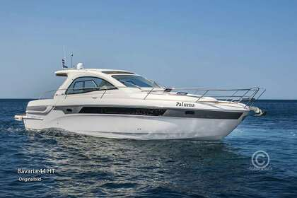 Hire Motorboat BAVARIA 44 HT Pula