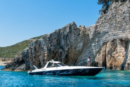 Charter Motorboat Seastar Cigala 45Ft Chania Shark 45 Chania