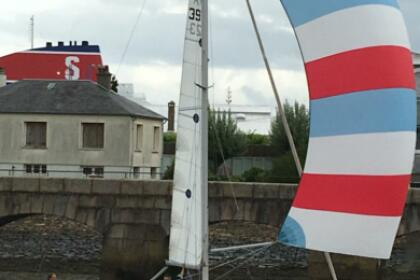 Rental Sailboat Jeanneau Rush Cherbourg-Octeville