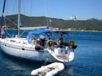 Rental Sailboat Gibsea - Gibert Marine Gib'sea 444 Halkidiki