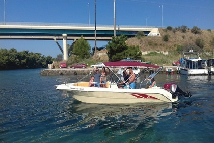 Rental Motorboat Karel 600 Chalkidiki