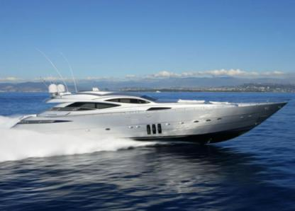 Miete Motorboot Pershing 115 Cannes