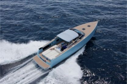 Charter Motorboat Van Dutch 40 Beaulieu-sur-Mer