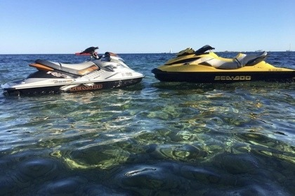 Location Jet-ski Seadoo SEA DOO RXT215 et RXP255 Antibes