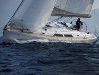 Rental Sailboat Hanse 400 Tallinn