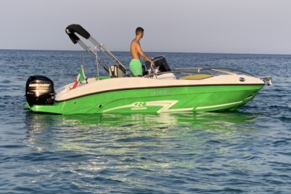 Charter Motorboat RANCRAFT RS CINQUE.5 Tropea