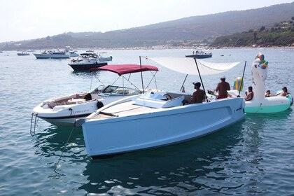 Hire Motorboat Titan Yachts UX Sotogrande