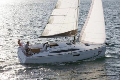 Charter Sailboat Jeanneau Sun Odyssey 349 Road Town