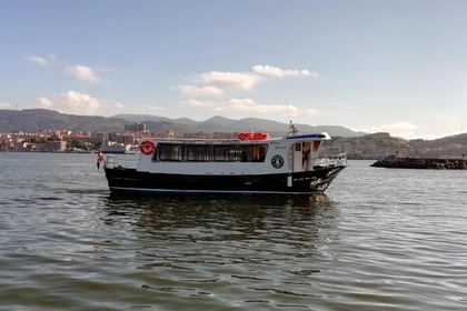 Hire Motorboat TOUR 30 Bilbao