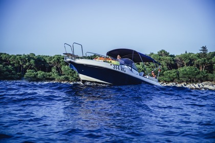 Hire Motorboat Atlantic Marine 650 Rogoznica