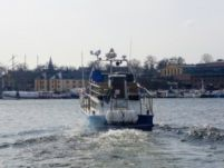 Custom Motor Boat in Stockholm for rental