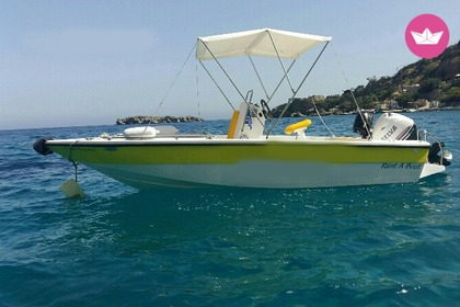 Rental Motorboat Mare Eleni Chania