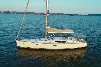 Rental Sailboat Beneteau Oceanis 54 Nyack