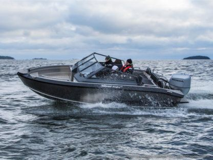 Rental Motorboat Silver Eagle Brx Stockholm