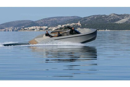 Charter Motorboat Rand Supreme 27 Power Trogir