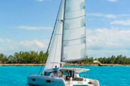 Location Catamaran Lagoon  Lagoon 42 Antigua-et-Barbuda