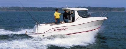 Rental Motorboat Quicksilver Arvor 215 Zadar