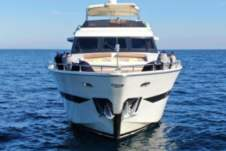 Rental motorboat in Sorrento