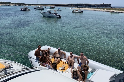 Miete RIB Doviboat One Way 100 Formentera