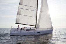Rental Sailboat Pogo Structures 12,5 Rostock