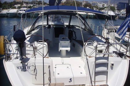 Rental Sailboat BENETEAU CYCLADES 50.5 Athens