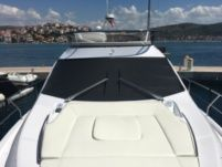 Sessa Marine Fly 47 Stardust in Rogoznica for hire