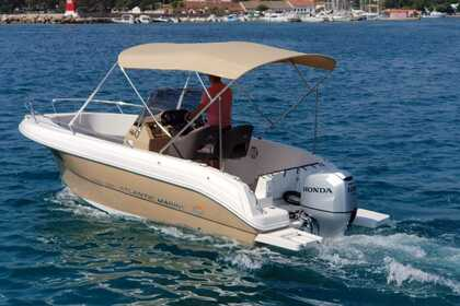 Rental Motorboat Atlatnic Marine Open 530 Krk