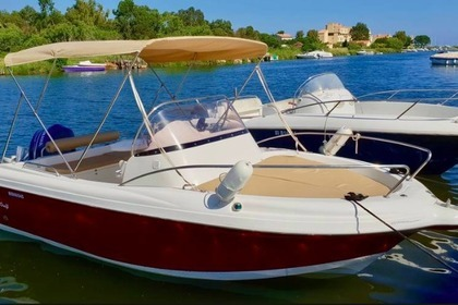 Rental Motorboat PACIFIC CRAFT 570 WA Saint-Cyr-sur-Mer