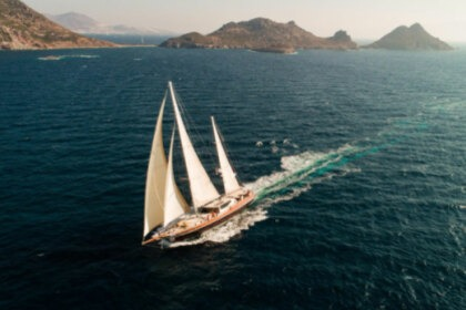 Alquiler Yate CD Yachts 128ft Dubrovnik