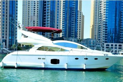 Hire Motorboat Majestic 56 Dubai