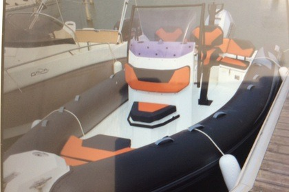 Location Semi-rigide Grand Marine 600 D Active Le Grau-du-Roi