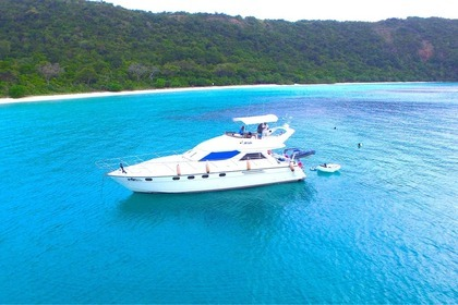 Hire Motorboat Princess 480 Pattaya