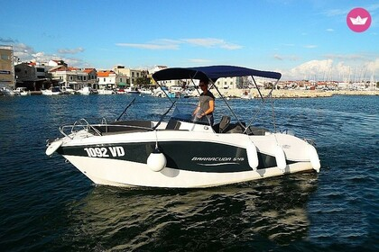 Rental Motorboat OKIBOATS BARRACUDA 545 Vodice