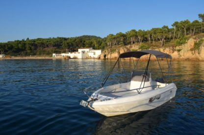 Rental Motorboat Marinello 470 Palamós