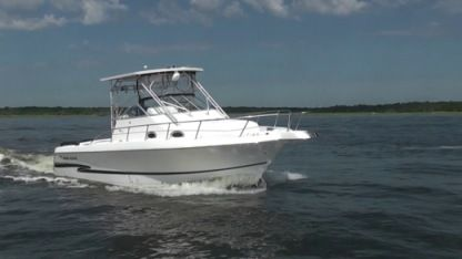 Rental Motorboat Proline 30 Galveston