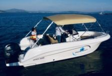 Motorboot Pacific Craft 625 Open zu vermieten