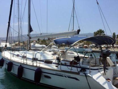 Rental Sailboat Bavaria 50 Cruiser Milazzo