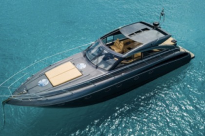 Hire Motorboat Princess V 53 Gustavia