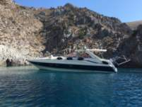 Charter Motorboat Sunseeker 39 Martinique - Blue Moon Spetses