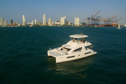 Rental Catamaran Leopard Leopard 43 PC Cartagena