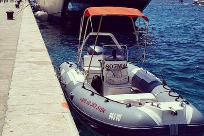 Hire RIB Bwa California Omiš