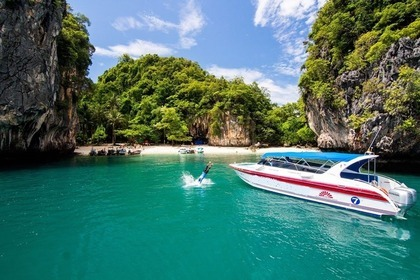 Hire Motorboat Chanisa15 Honda Ao Nang