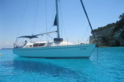 Hire Sailboat Gibert Marine 362 Syvota