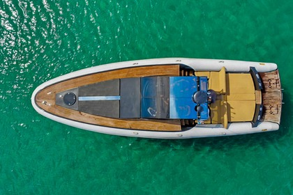 Charter RIB Ridas 36 unlimited Laurium