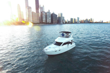 Hire Motor yacht Meridian 341 341 Chicago
