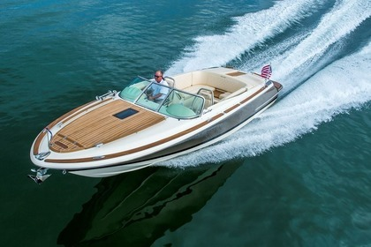 Hire Motorboat CHRIS CRAFT Corsair 25 Conflans-Sainte-Honorine